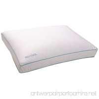 Iso-Cool Memory Foam Pillow Gusseted Side Sleeper Standard - B000ZK4QH8