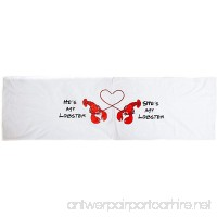 He's My / She's My Lobster Pillowcase Set  inspired by Friends - B01MSLL2OT