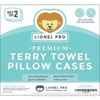 LionelPro Towel Pillowcases - B07BMC3JL1