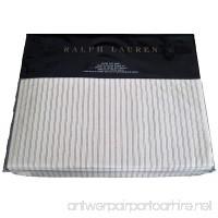 Ralph Lauren Hoxton Queen Flat Sheet - B076PRQZX3