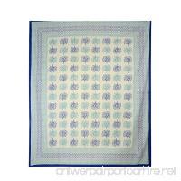 TRADITIONAL MAFIA RSES777196 Single Bed Sheet 90 x 108 Multicolor - B071NWSJF7