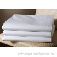 Westin Hotel 200TC Cotton Blend Flat Sheet - Full - B0039OAKU4