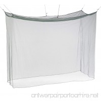 Atwater Carey Mosquito Net Treated with Insect Shield Permethrin Bug Repellent Hanging Screen Single Cot Net - B01BTZYNQ6