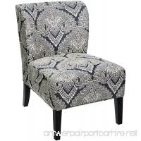 Ashley Furniture Signature Design - Honnally Accent Chair - Contemporary Style - Sapphire - B0166PO9C2