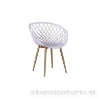 Jamesdar JBCHA953-TB Kurd Chair (Set of 2)  Tapestry Beige - B071HM8P4X