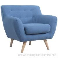 Modern Mid Century Loveseat/Chair - B012UP8I9M