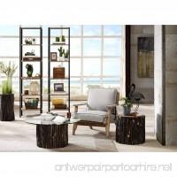 Ink+Ivy IIF18-0046 Malibu Accent Chair  Grey - B0192W9AB6