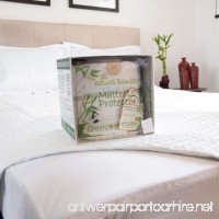 Dreamtex Rayon made from Bamboo Jersey Mattress Pad - B00EW3U8AI