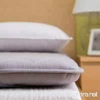 Futon mattress topper Soft Tatami floor mat Polyester [charcoal]-A 100x200cm(39x79inch) - B07C983CSB