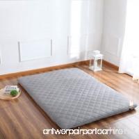 hxxxy Tatami floor mat Floor mat Futon mattress topper Traditional japanese futon Plenty thick Queen size Single size Dorm-B 100x200cm(39x79inch) - B07C9Y13MB