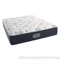 Beautyrest Silver Luxury Firm 600  King Innerspring Mattress - B01NANHVSS