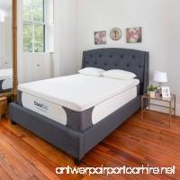 Classic Brands Cool Gel Ultimate Gel Memory Foam 14-Inch Mattress with BONUS 2 Pillows Queen - B003XVKGC0
