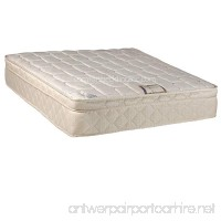 "Continental Sleep Mattress  9"" Pillow Top Assembeled Orthopedic Full Size Mattress - B00HE9KEJM"