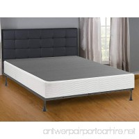 Mattress Comfort Simple Assembly Metal Box Spring/Foundation Queen - B07F94DX4C