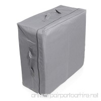 "Milliard Carry Case For Tri-Fold Mattress (25"") - B01MTZXSW5"