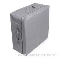 Milliard Carry Case For Tri-Fold Mattress (25) - B01MTZXSW5