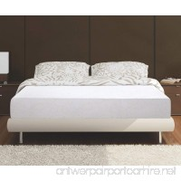 Olee Sleep F09FM03MOLVC Conventional Bed Mattress Full White - B079BKSP89