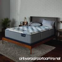 "Serta Icomfort 500820782-1060 Hybrid 13"" Blue Fusion 200 Plush Conventional Bed Mattress  King  Gray - B07DKZKM1H"