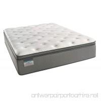 Simmons BeautySleep Plush Pillow Top 450  Full Innerspring Mattress - B01N6L5ZHE