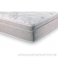Ultimate Dreams King Eurotop Latex Mattress - B008KQ8YZO