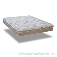 WOLF Slumber Express Pillow Top Back Aid 10-Inch Innerspring Mattress  Full  Bed in a Box  Made in the USA - B009RF8H22