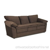 Klaussner Heights Sofa  Brown - B00FKES3EG