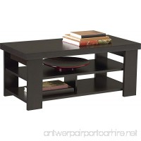 Altra Furniture Ameriwood Home Jensen Coffee Table  Espresso - B00546BX9C
