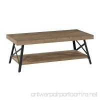 Martin Svensson Home 890424 Coffee Table Reclaimed Natural - B07DQ46JMR