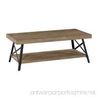 Martin Svensson Home 890424 Coffee Table  Reclaimed Natural - B07DQ46JMR