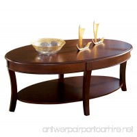 "Steve Silver Company Troy Cocktail Table  48"" W x 28"" D x 20"" H - B008HVM1RE"