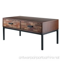 Winsome Wood Jefferson Coffee Table - B01NC045D6