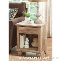 Better Homes and Gardens Crossmill Collection End Table Weathered - B00SNBJ09U