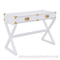 Campaign Table (Console White) - B07DY8XWL5