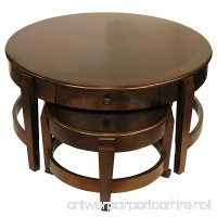 Classic Nesting Coffee Table Set - B015DACA2W