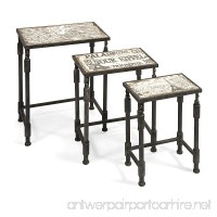 Imax 97249-3 Knoxlin Nesting Tables  Set of 3 - B00EY8UYRS