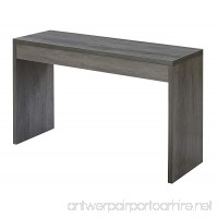 Convenience Concepts 111091WGY Northfield Hall Console Table  Weathered Gray - B073H44X13