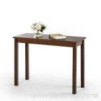 Zinus Espresso Wood Console Table - B076CXQ4JP