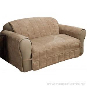 Innovative Textile Solutions Ultimate Furniture Protector Sofa Natural - B009LIJRZ6