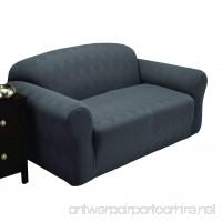 Stretch Sensations Optic Sofa Stretch Slipcover Gray - B0067VJ3FO