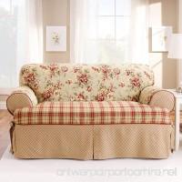 Sure Fit Lexington 1-Piece - Sofa Slipcover - Multi (SF37491) - B00801F49S