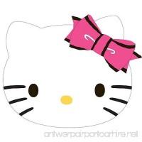 "Hello Kitty ""Pretty Kitty Cat"" Decorative Pillow - B009R9FNUC"