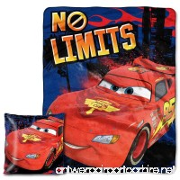 The Northwest Company Disney's Cars Limitless Pillow and Throw Set - B01416GEOY