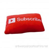 ToLuLu174; Soft Round Bedding Pillow Cushion Car Sofa Pillow Stuffed Plush Toy Novelty Home Decor_Subscribe - B00YH3CTTQ