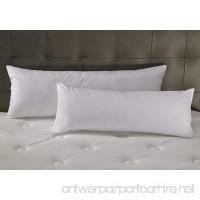 Westin Hotel Hypoallergenic Decorative Boudoir Pillow - Queen/King - B0039OAKZO