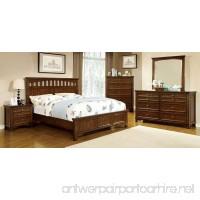 247SHOPATHOME IDF-7781N nightstand Cherry - B00WT9I60G