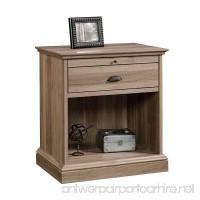 Sauder 418705 Furniture  Night Stand  Salt Oak - B013KQDBB0
