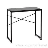 Furinno FCG149EX Besi Metal Frame Table Espresso - B072L828YB
