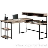Sauder 414417 L-Desk - B00J7Q9VHG