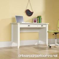 Sauder Shoal Creek Computer Desk  Soft White Finish - B005PX9NJG