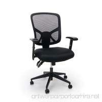 Essentials Customizable Ergonomic High-Back Mesh Task Chair with Arms and Lumbar Support - Ergonomic Computer/Office Chair (ESS-3050) - B01G2ELLMI
